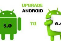 Cara Upgrade Android