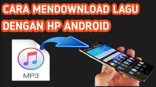 Cara Download Lagu di Google lewat HP